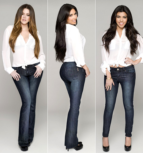 Kardashian Kollection For Sears Denim Line Jinna Loves