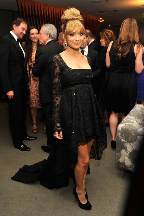 Nicole Richie Looks Adorable At Fifi Awards Jinna Loves
