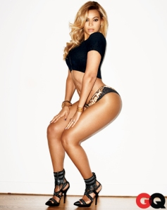 BEYONCÉ FOR GQ MAGAZINE SHOT BY TERRY RICHARDSON (PHOTOS)