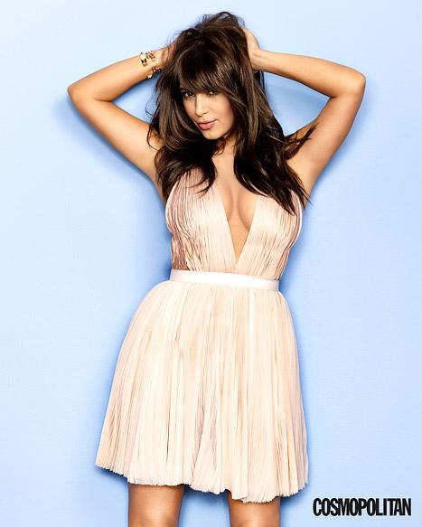 Kim Kardashian Cosmopolitan Pic jinnaloves.com
