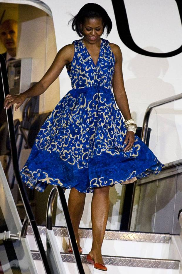 Michelle Obama BHM 2013 jinnalovesPic1