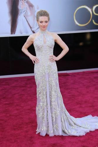 Amanda Seyfried 2013 Oscars