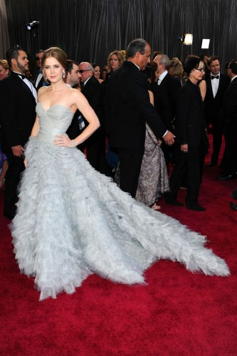 Amy Adams 2013 Oscars
