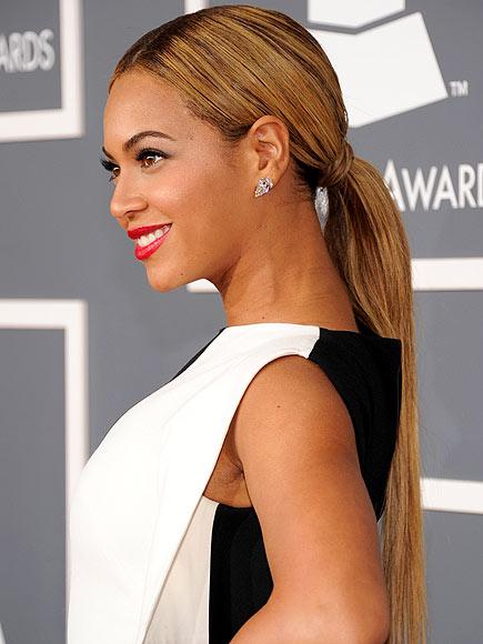 Beyoncé's Ponytail