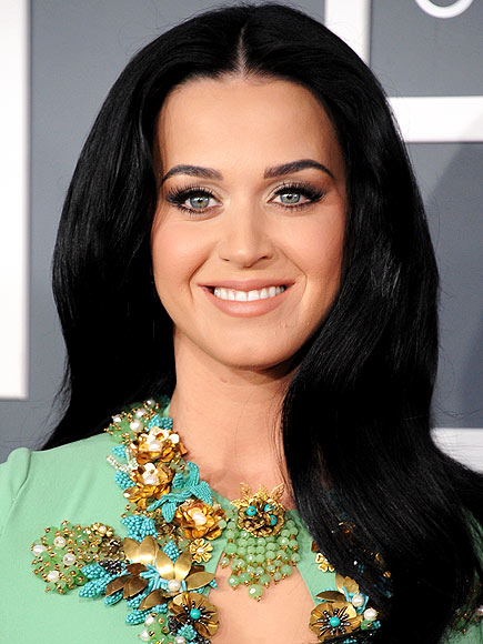 Katy Perry's Full Hair