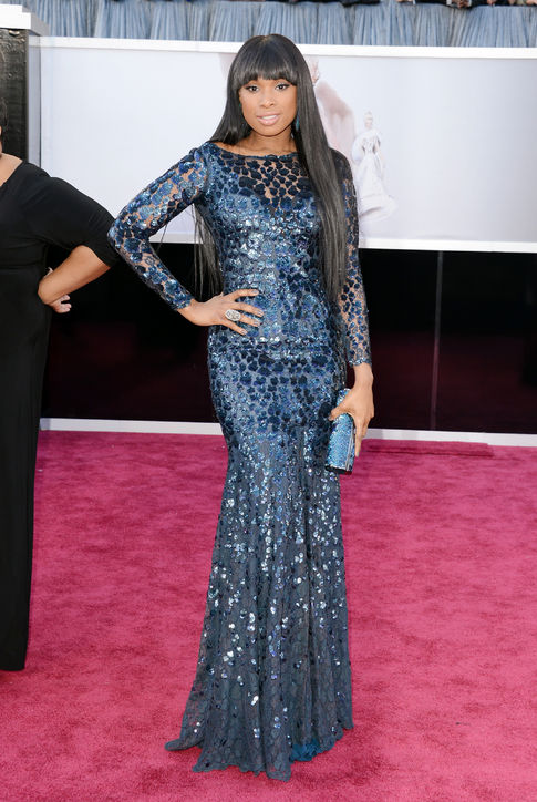 Oscars 2013 Jennifer Hudson jinnaloves.comPic1