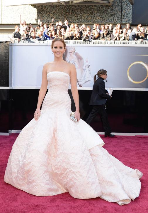 Oscars 2013 Jennifer Lawrence jinnaloves.comPic1