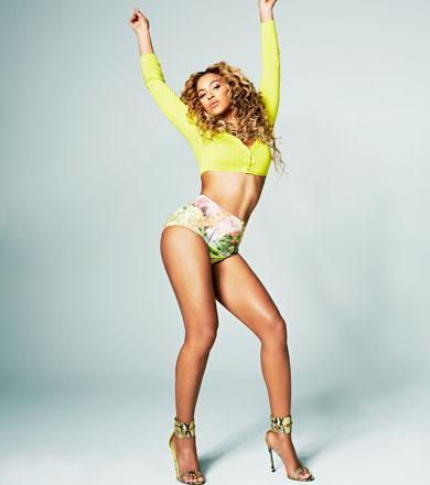 Beyoncé for Shape Magazine April 2013 www.jinnaloves.comPic3