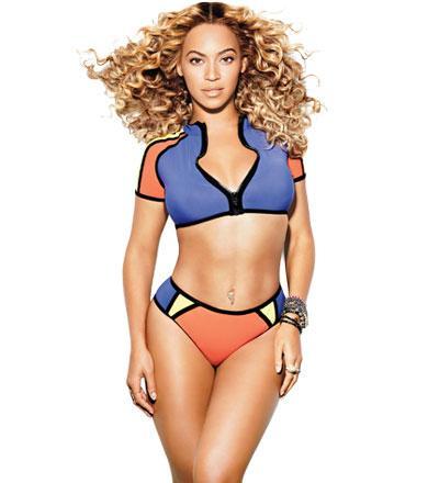 Beyoncé for Shape Magazine April 2013 www.jinnaloves.comPic9