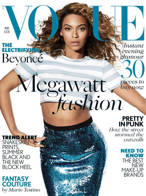 Beyoncé by Mario Testino for Vogue UK Cover www.jinnaloves.comPic1