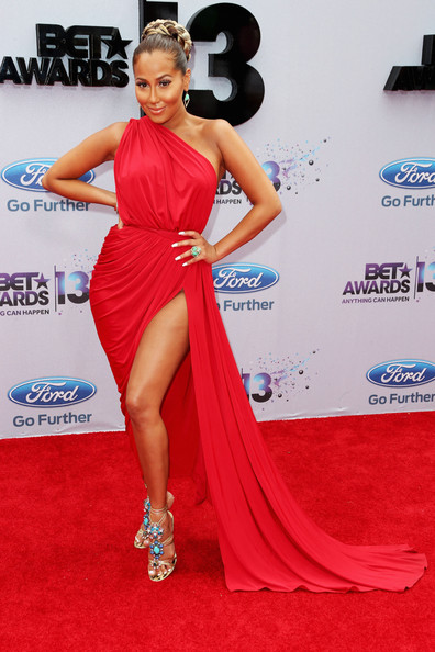 2013 BET Awards Adrienne Bailon