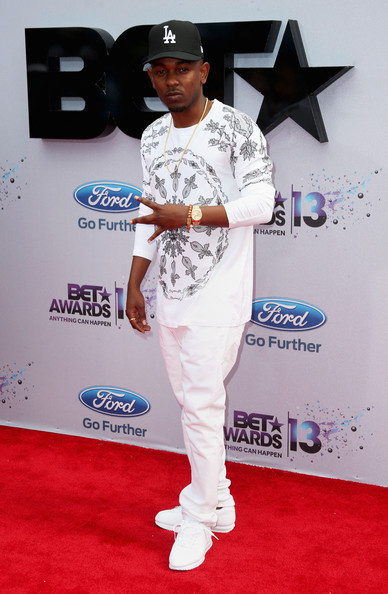 2013 BET Awards Kendrick Lamar