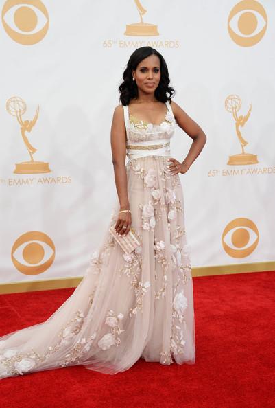 Kerry Washington 2013 Emmy Awards