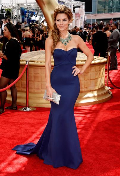 Maria Menounos 2013 Emmy Awards