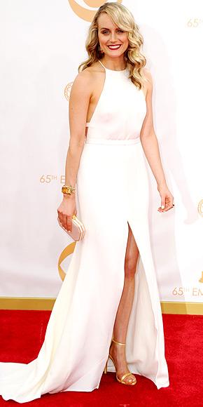 Taylor Schilling 2013 Emmy Awards