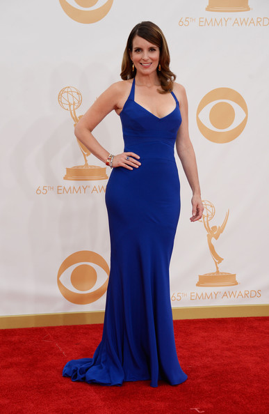 Tina Fey 2013 Emmy Awards