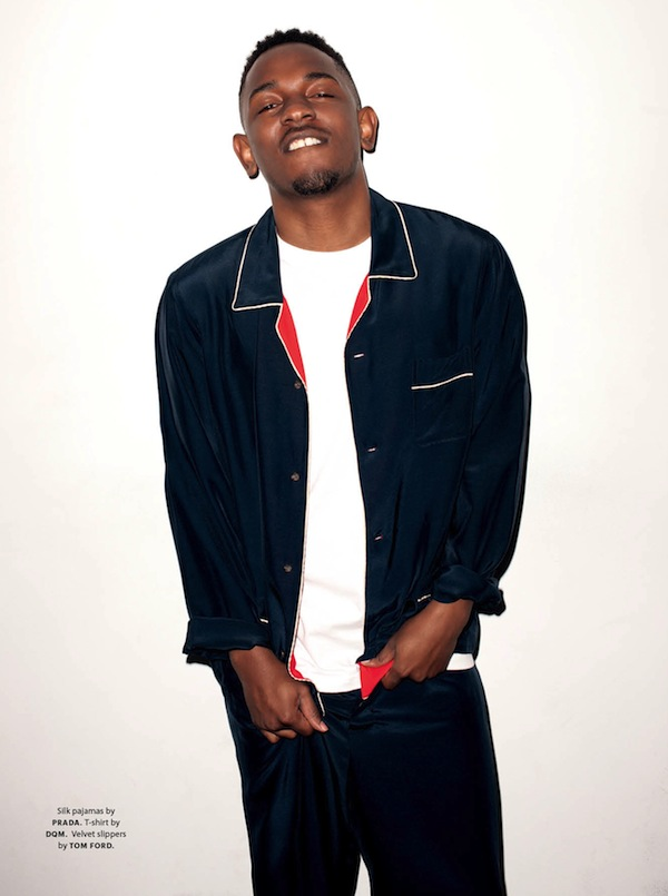 Kendrick Lamar by Terry Richardson for Document Journal www.jinnaloves.comPic3