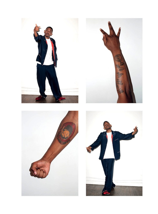 Kendrick Lamar by Terry Richardson for Document Journal www.jinnaloves.comPic5