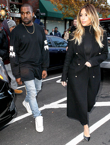 KimYe's New York Style www.jinnaloves.comPic1