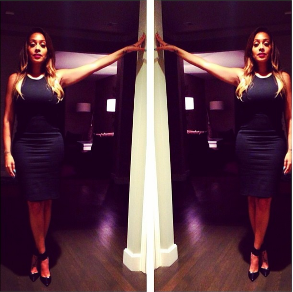 Lala Anthony Stylish Instagram Pic 11-25 www.jinnaloves.comPic1