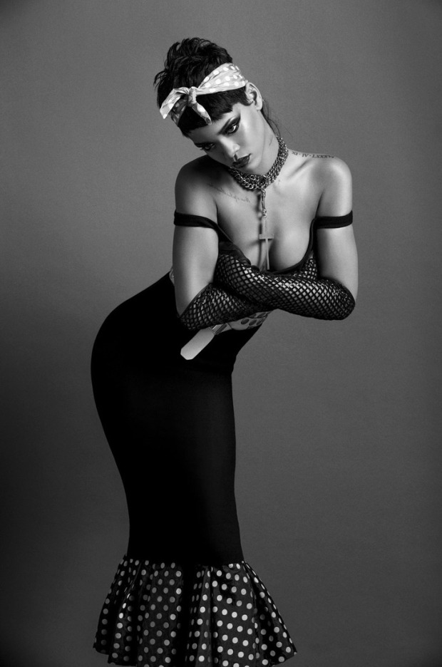 Rihanna by Inez Lamsweerde and Vinoodh Matadin for o32c Magazine www.jinnaloves.comPic5