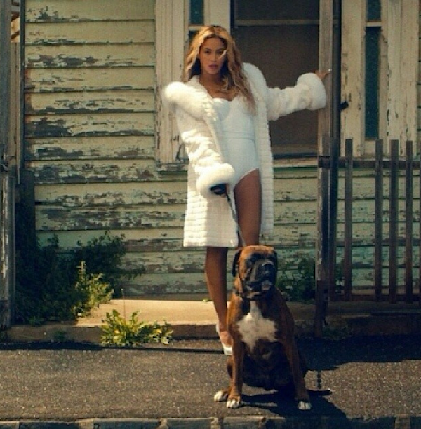 Beyonce in the No Angel Video www.jinnaloves.com www.jinnaloves.com