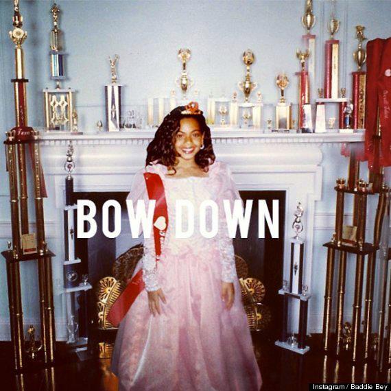 Bow Down Beyonce www.jinnaloves.com