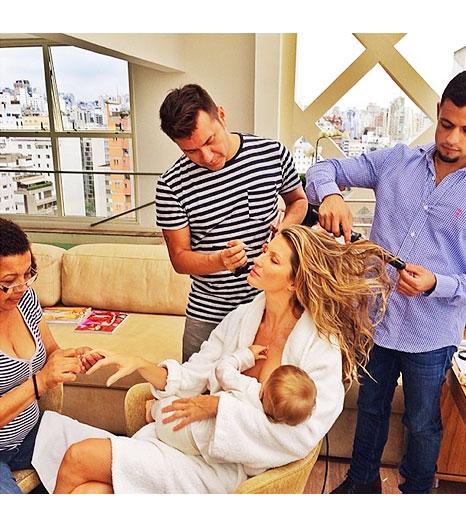 Best of 2013 Celebrity Instagram Pics Giselle B www.jinnaloves.com