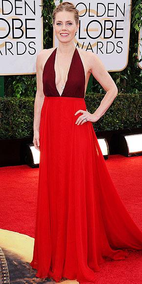 Amy Adams Golden Globes 2014 www.jinnaloves.com