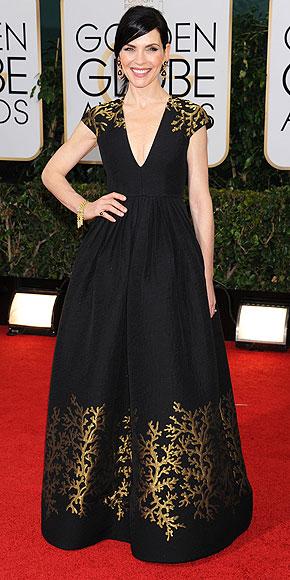 Julianna Margulies Golden Globes 2014 www.jinnaloves.com