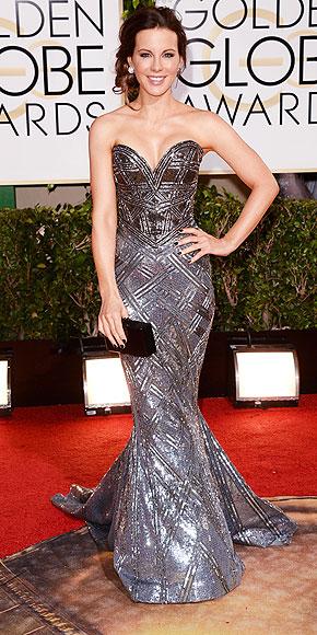 Kate Beckinsale Golden Globes 2014 www.jinnaloves.com