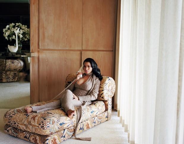 Nicki Minaj Covers Dazed Mag Pic4