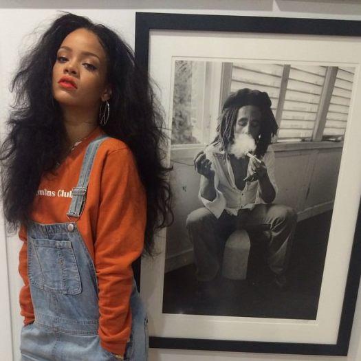 Rihanna Celebrates Thanksgiving 2014 www.jinnaloves.com PIc2