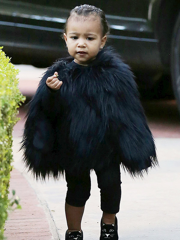 North West Fur Coat www.jinnaloves.com Pic3
