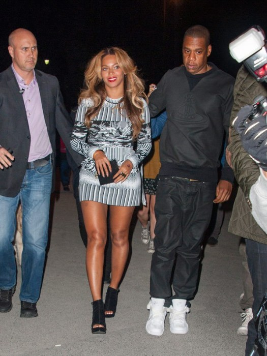 Best Dressed Couples Jay Z and Beyonce