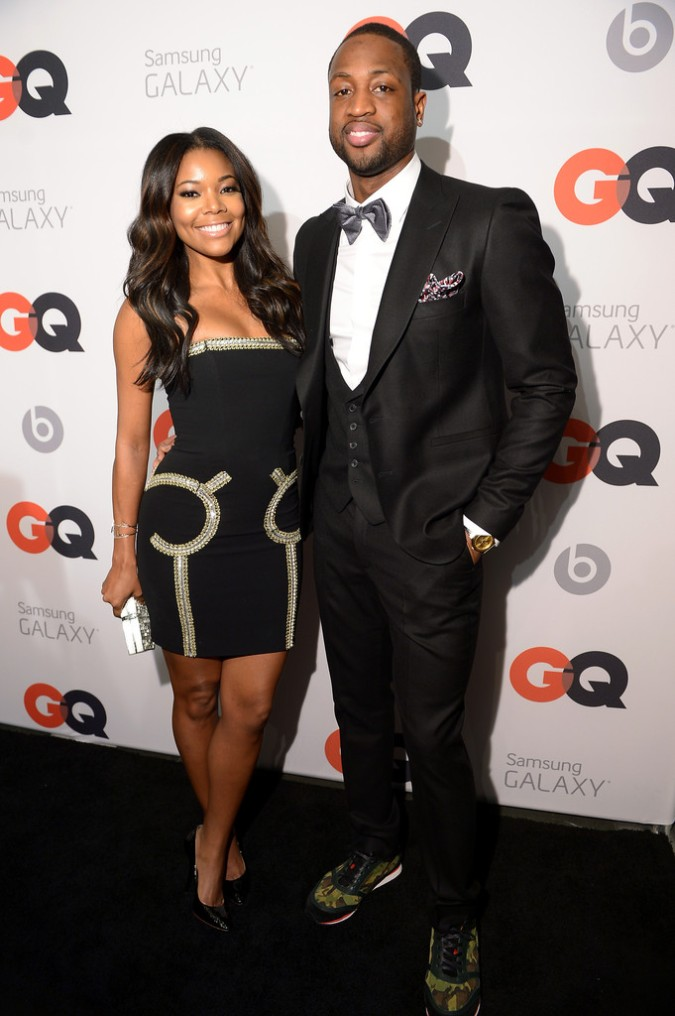 Best Dressed Couples Gabrielle Union and Dwyane Wade