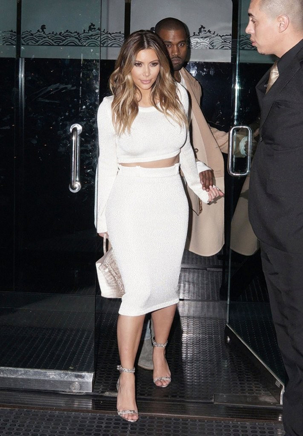 Best Dressed 2014 Kim Kardashian West