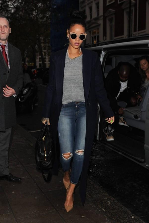 Best Dressed 2014 Rihanna