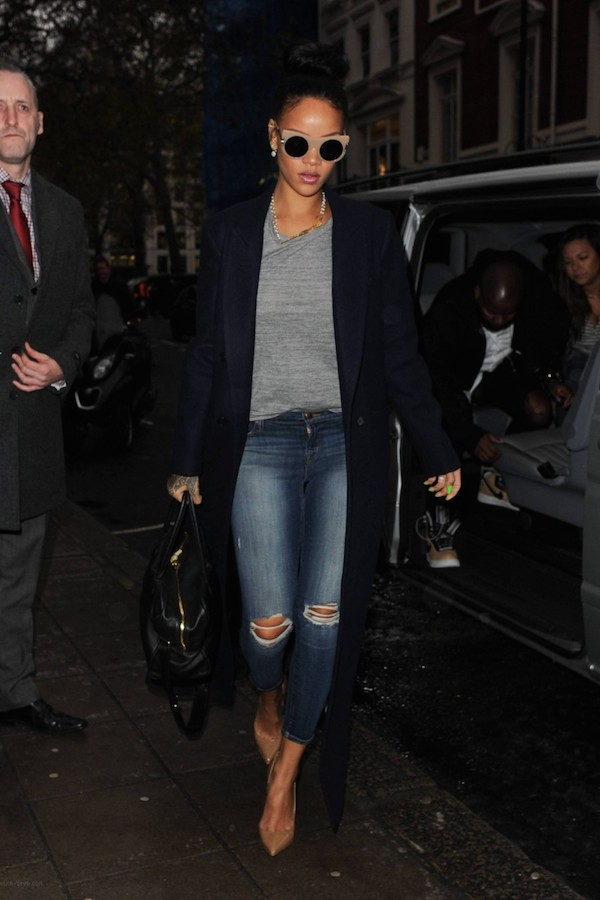 Best Dressed 2014 Rihanna