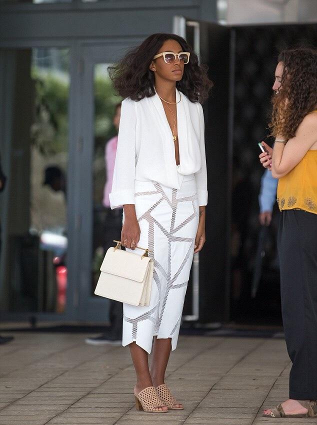 Best Dressed 2014 Solange Knowles