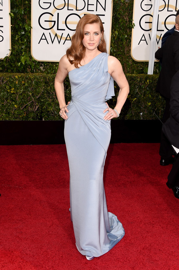 Amy Adams Golden Globes 2015
