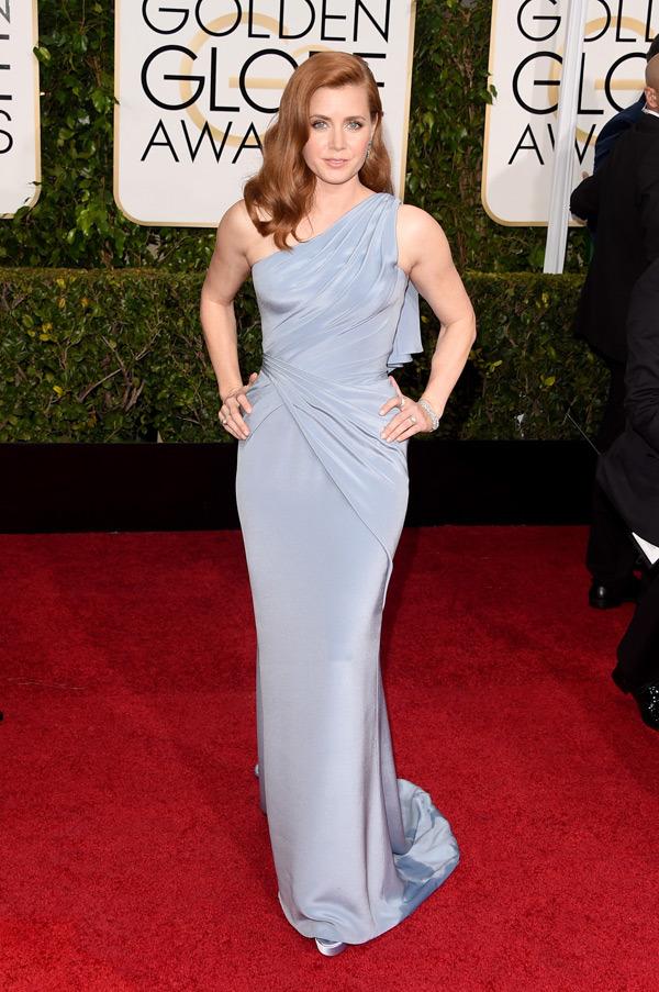 Amy Adams Golden Globes 2015