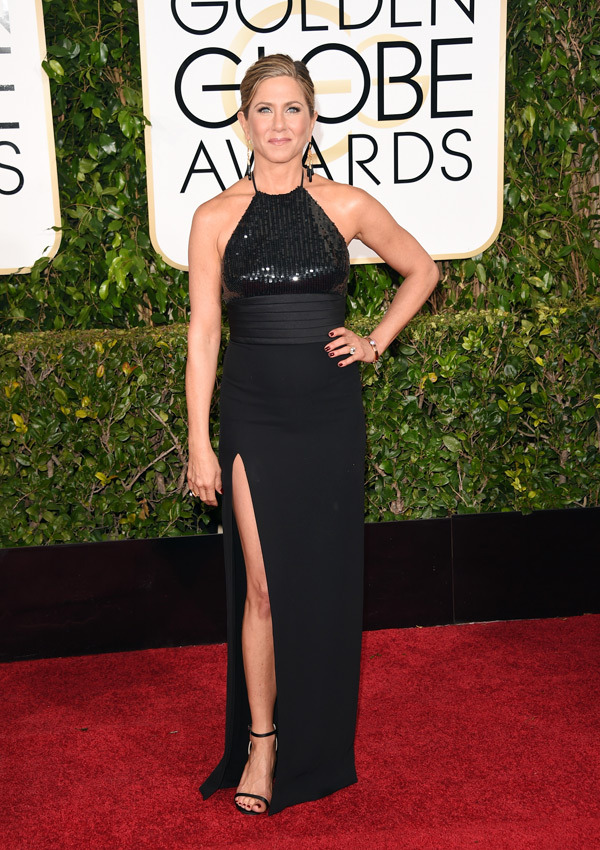 Jennifer Aniston Golden Globes 2015