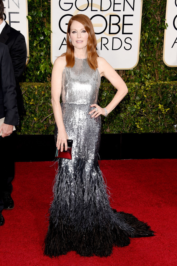 Julianne Moore Golden Globes 2015