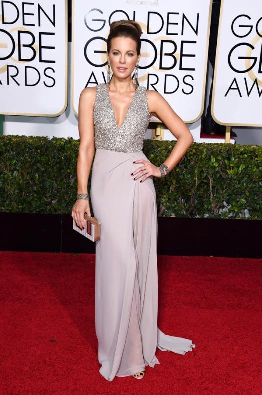 Kate Beckinsale Golden Globes 2015