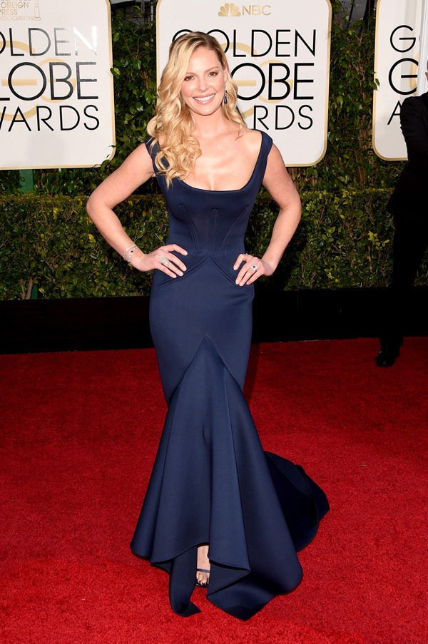 Katherine Heigl Golden Globes 2015