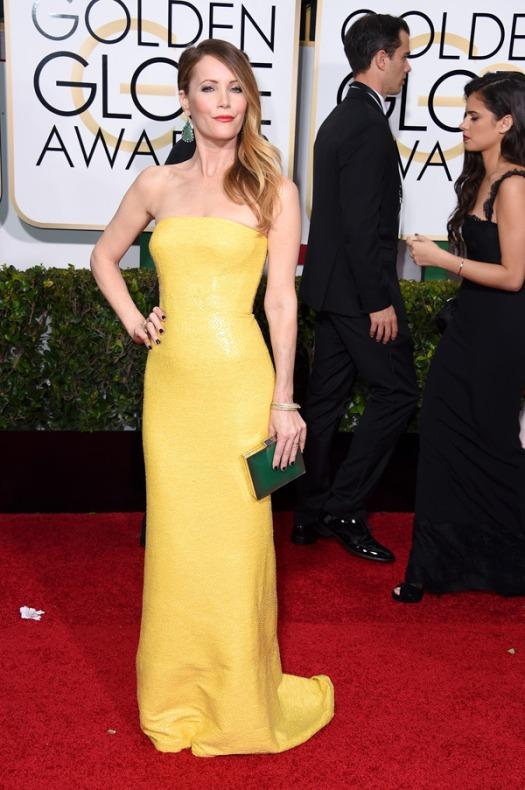 Leslie Mann Golden Globes 2015