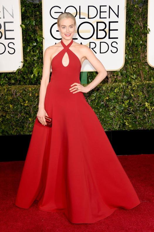 Taylor Schilling Golden Globes 2015