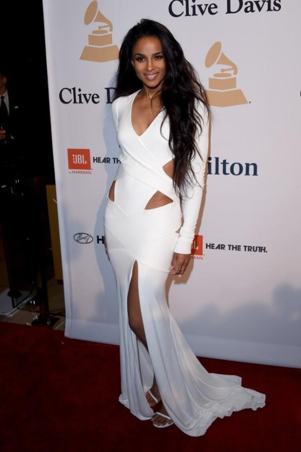 Ciara Pre-Grammy 2015