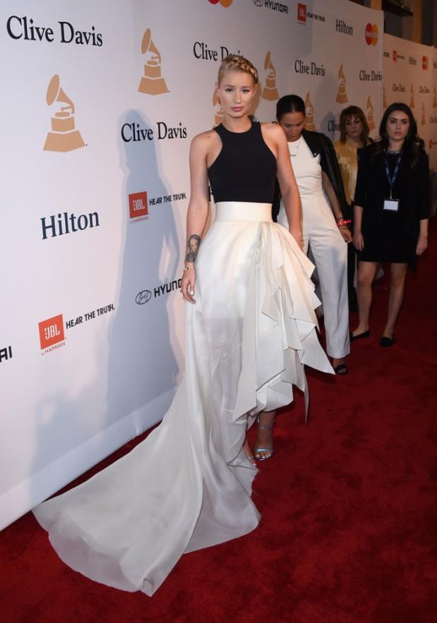 Iggy Azalea Pre-Grammy 2015